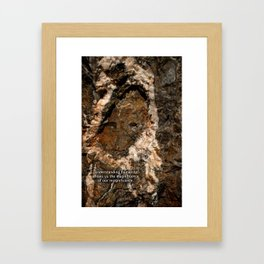 Droblia Framed Art Print