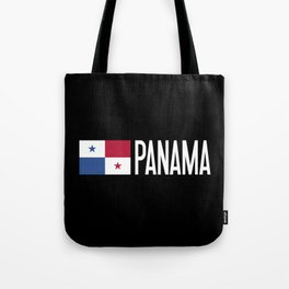 Panama: Panamanian Flag & Panama Tote Bag