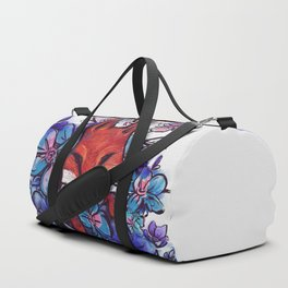 Forget me not Duffle Bag