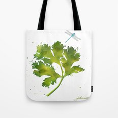 Dragonfly Two Tote Bag