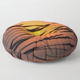 September Sunset Floor Pillow