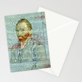 Persian mix: van Gogh Stationery Cards