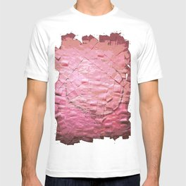 Smile on a pink toilet paper 2 T-shirt