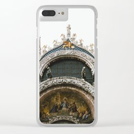 Basilica di San Marco, II Clear iPhone Case