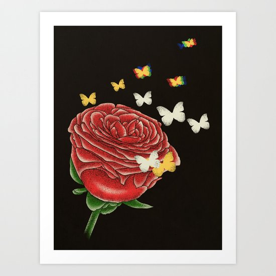 Beauty of Nature Art Print