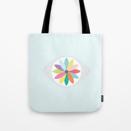 You are the flower of my eye Tote Bag