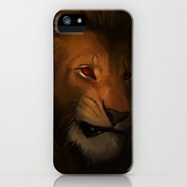 Your Majesty iPhone Case