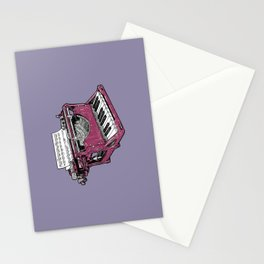 The Composition - P. Stationery Cards