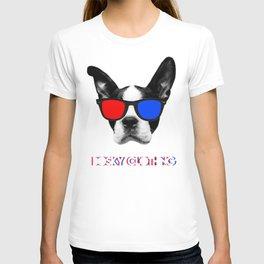 3D Terror  T-shirt