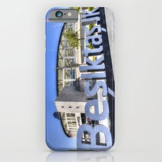 Besiktas JK Football Club Stadium Istanbul iPhone 6s Slim Case