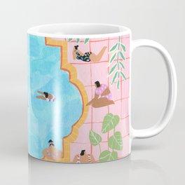 Marigold pool Coffee Mug