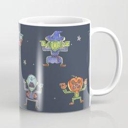 Halloween_pattern Coffee Mug
