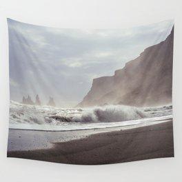 Sea Mist Light Wall Tapestry