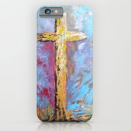 Colors of the Cross iPhone Case