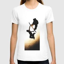 Free Fall I T-shirt