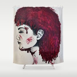 Complection Shower Curtain