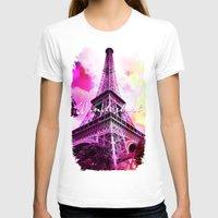 wanderlust T-shirts featuring Wanderlust by Berberism