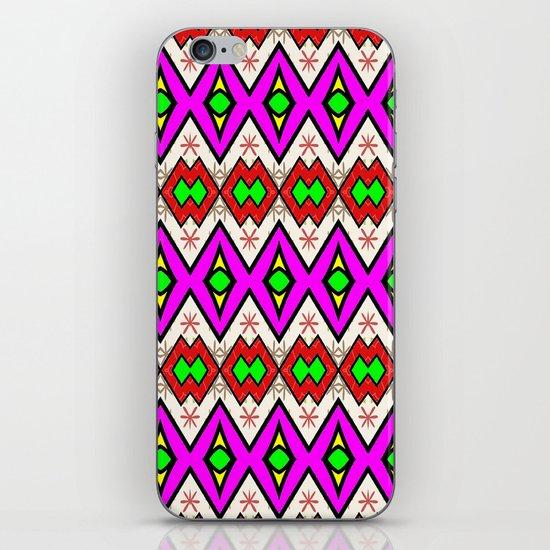 Harmonica Case iPhone & iPod Skin