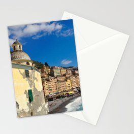 The Colors of Camogli Stationery Cards