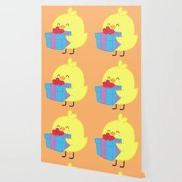 Gifting Chicken Wallpaper