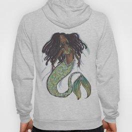 dreadlock mermaid Hoody