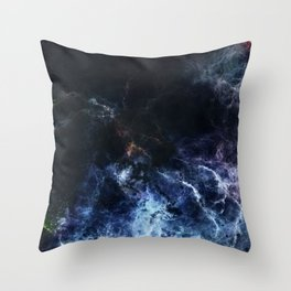 θ Maia Throw Pillow