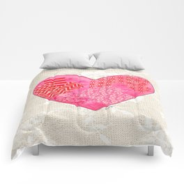 Lovely at Heart Comforters