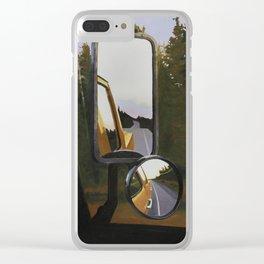 Roadtrip Clear iPhone Case