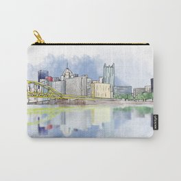 Pittsburgh Reflection Carry-All Pouch