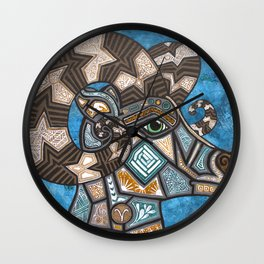 Dax's Dominion Wall Clock