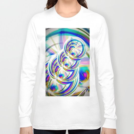 Abstract Perfection 22 Long Sleeve T-shirt