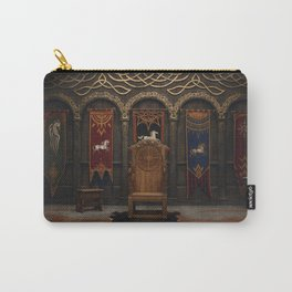 Golden Hall Carry-All Pouch