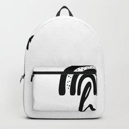 Hope Rainbow Backpack