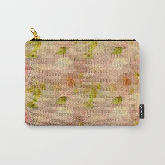 Secret Rose Garden Carry-All Pouch
