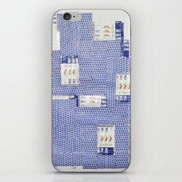bewbs iPhone Skin