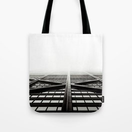 Chicago - Hancock Tote Bag