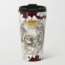 Eagle Owl Travel Mug