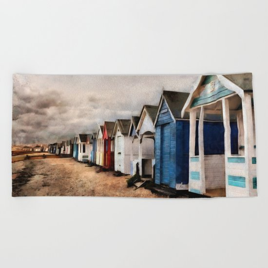 Coast II Beach Towel