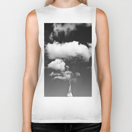 empire state of mind Biker Tank