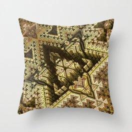 Wulfenite Throw Pillow