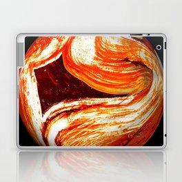 Globe21/For a round heart Laptop & iPad Skin