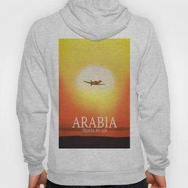 """Arabia """"Travel By Air"""" Hoody"""