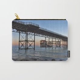 The Boathouse on the Pier. Carry-All Pouch