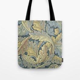 William Morris Acanthus Leaves Floral Art Nouveau Tote Bag