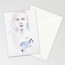 pale color Stationery Cards