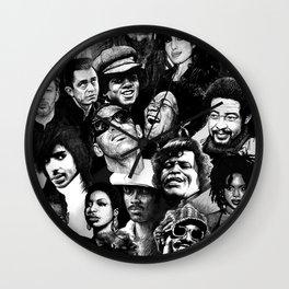 Timeless (Original Version) Wall Clock