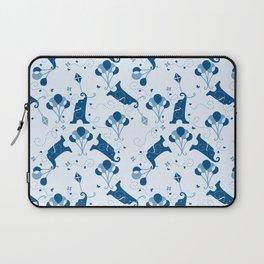 Elephants Fly Kites Laptop Sleeve
