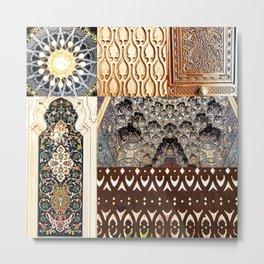 Grand Mosque Metal Print