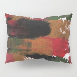 Multicolor watercolor Pillow Sham
