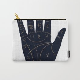 Palm Reader Carry-All Pouch
